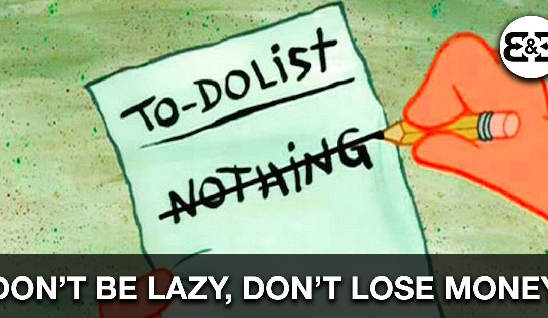 Why The Lazy Are Losing Money In Crypto-Ponzis