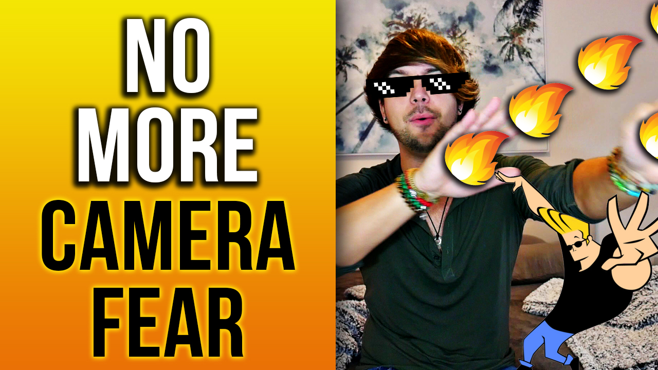 😎HOW TO BE MORE CONFIDENT ON CAMERA😎(FOLLOW THE 7 SECRETS)