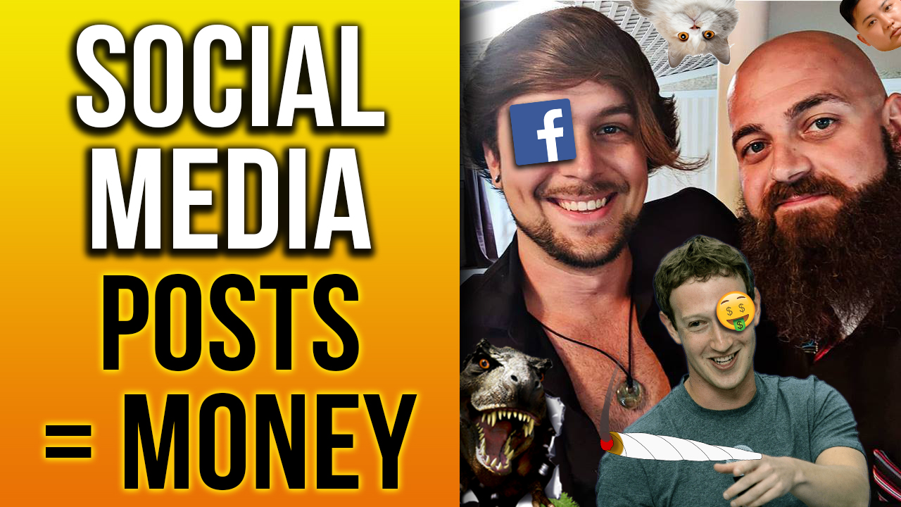 💰HOW TO GET PAID FOR YOUR SOCIAL MEDIA POSTS 💰 (STARTING WITH FACEBOOK)