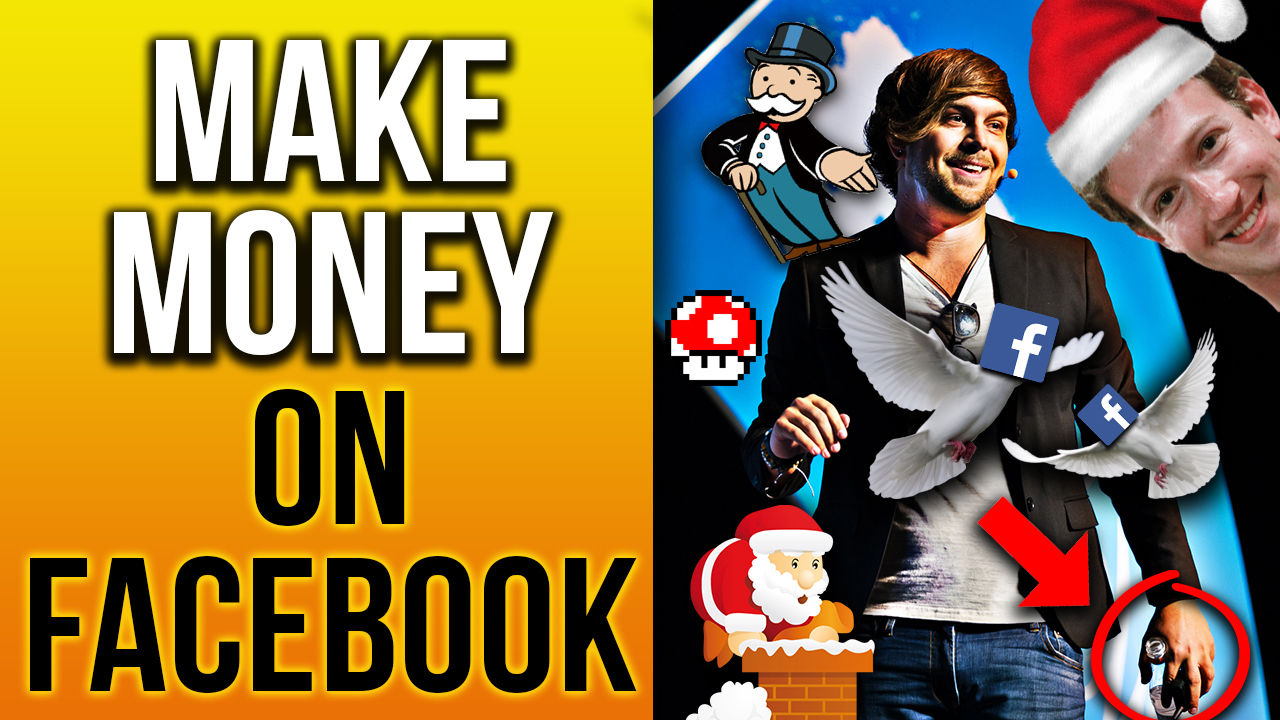 🤩HOW TO MAKE MONEY ON FACEBOOK🤩(EASILY FOR BEGINNERS)