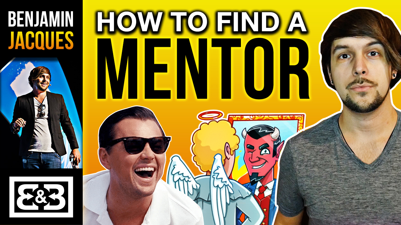 How To Find A Mentor In Business And Life (3 Tips You NEED To Know)